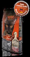 Корм Leonardo Sensitive Adult для чувствительных кошек, склонных к аллергии (Утка, рис) - 400 г