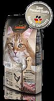 Беззерновой корм Leonardo Adult Grain Free Maxi для взрослых кошек крупных пород - 15 кг