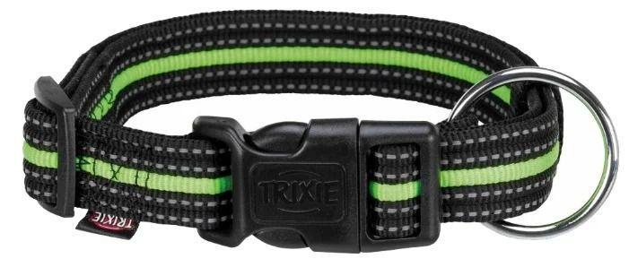Светоотражающий ошейник Trixie Fusion - 40-65 см