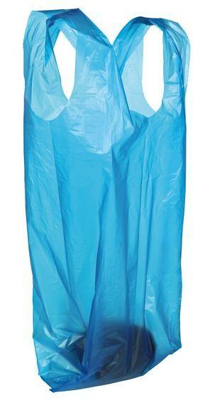 Пакеты для уборки эскрементов Trixie с ручками - 3 рулона х 15 пакетиков