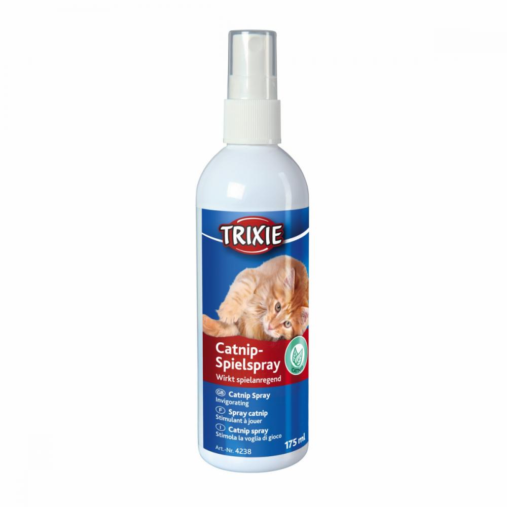 Спрей-притягиватель Trixie для кошек с кошачьей мятой - 175 мл