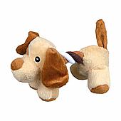 Игрушка верёвочная с пищалкой Trixie - 17 см