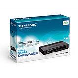 TP-LINK TL-SG1005D Коммутатор Настольный, 5 портов 10/100/1000M RJ45, Корпус пластик, фото 3