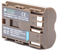 Батарейка (аккумулятор) PowerPlant Canon BP-511 1600mAh