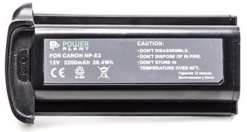 Батарейка (аккумулятор) PowerPlant Canon NP-E3 2200mAh