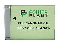 Батарейка (аккумулятор) PowerPlant Canon NB-13L 1200mAh