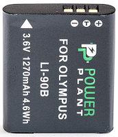 Батарейка (аккумулятор) PowerPlant Olympus Li-90B 1270mAh