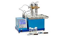АИП-21 Аппарат автоматический для определения химической стабильности автомобильных бензинов