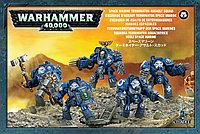 Space Marines: Terminator Close Combat Squad (Космодесант: Штурмовое отделение Терминаторов)