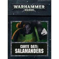 Salamanders: Datacards (Саламандры: Датакарты) (Eng.)