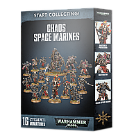 Start collecting! Chaos Space Marines (Начни коллекционировать! Космодесант Хаоса)