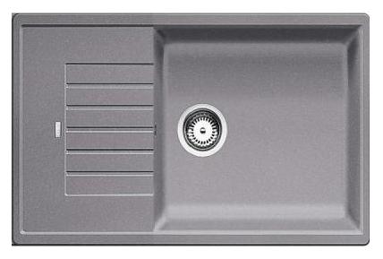 Кухонная мойка Blanco Zia XL 6S Compact 523275 алюметаллик
