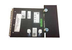 Сетевой адаптер Dell Dell Quad Port Broadcom 57412 2 x 10Gb SFP+ + 5720, 2 x 1Gb Base-T, rNDC (540-BBUR)