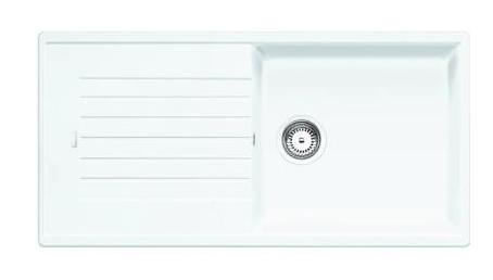 Кухонная мойка Blanco Zia XL 6S 517571 White