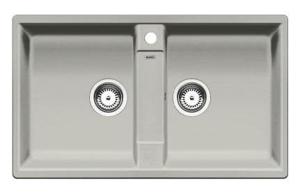 Кухонная мойка Blanco Zia 9 520640 жемчужный
