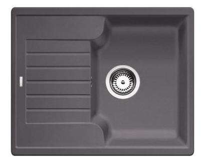 Кухонная мойка Blanco Zia 40S 518932 темная скала