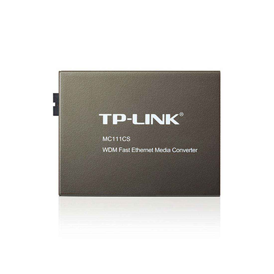 TP-LINK MC111CS Медиаконвертер