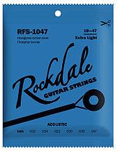 Комплект струн для акустической гитары ROCKDALE RFS