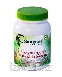 Бакучи чурна, 100 гр, Bakuchi churnam,Сангам, при заболеваниях кожи