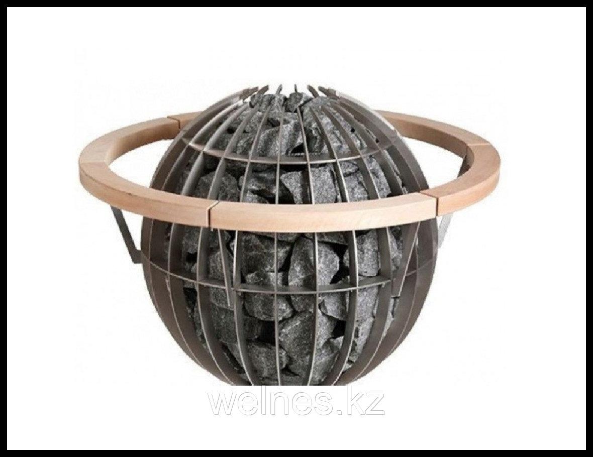 Деревянное ограждение HGL 7 для печи Harvia Globe GL110 / GL110E