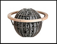 Деревянное ограждение HGL 7 для печи Harvia Globe GL110 / GL110E, фото 1