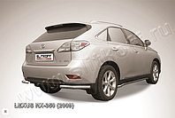 Уголки d57 Lexus RX 2009-12