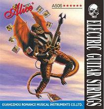 Струны для электро гитары Alice A506L