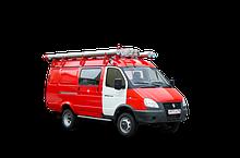 Специальные пожарные автомобили
