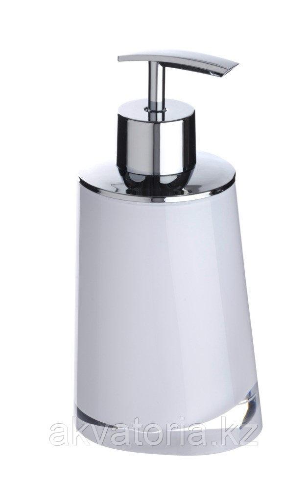 20257100 Дозатор жидкого мыла Paradise белый