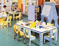 Детские площадки из HPL