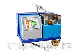 АТВО-21 Аппарат автоматический для определения температуры вспышки в открытом тигле