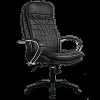 Кресла серии LUX LK-3 черный пластик