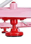 Ходунки детские Kinda, розовые, фото 3