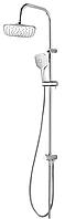 Душевая система с верхним и ручным душем RedBlu by Damixa Origin Evo 978200000