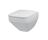 Унитаз подвесной безободковый FlashClean, с сиденьем AM.PM Inspire V2.0 C50A1700SC