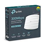 TP-Link EAP110 Беспроводная потолочная точка доступа серии N, скорость до 300 Мбит/с, фото 3