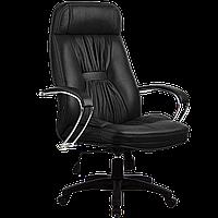Кресла серии LUX LK-7 черный пластик