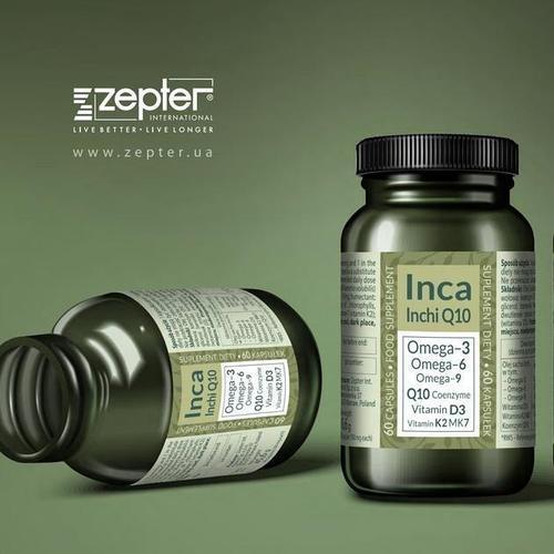 Пищевая добавка INCA INCHI Q-10
