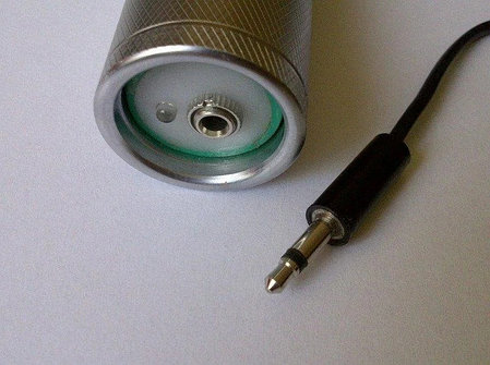 Волоконно-оптический ларингоскоп Макинтош LUCAS-01  с зарядкой аккумулятора, 4 ложки 1-4, фото 2