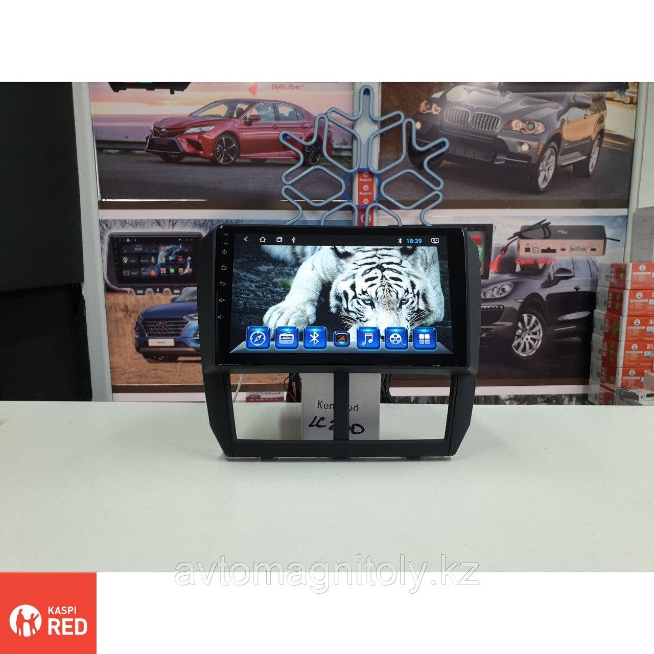 Автомагнитола AutoLine Subaru Impreza 2008-2012/8 ЯДЕРНЫЙ