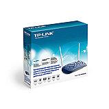 TP-LINK TD-W8960N Маршрутизатор со встроенным ADSL модемом, фото 3