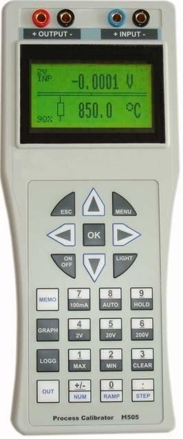 Калибратор процесса M505