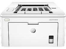 HP G3Q46A принтер лазерный черно-белый A4 LaserJet Pro M203dn Printer