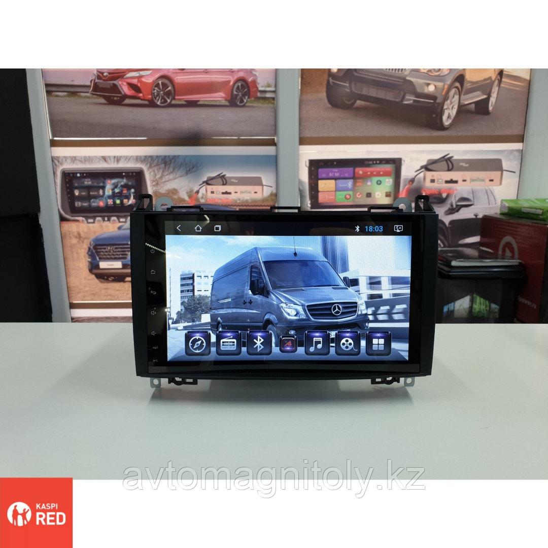 Автомагнитола AutoLine Mercedes-Benz Sprinter/8 ЯДЕРНЫЙ
