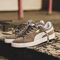 Кроссовки Puma Suede Classic Steeple Grey White 35263466 размер: 39