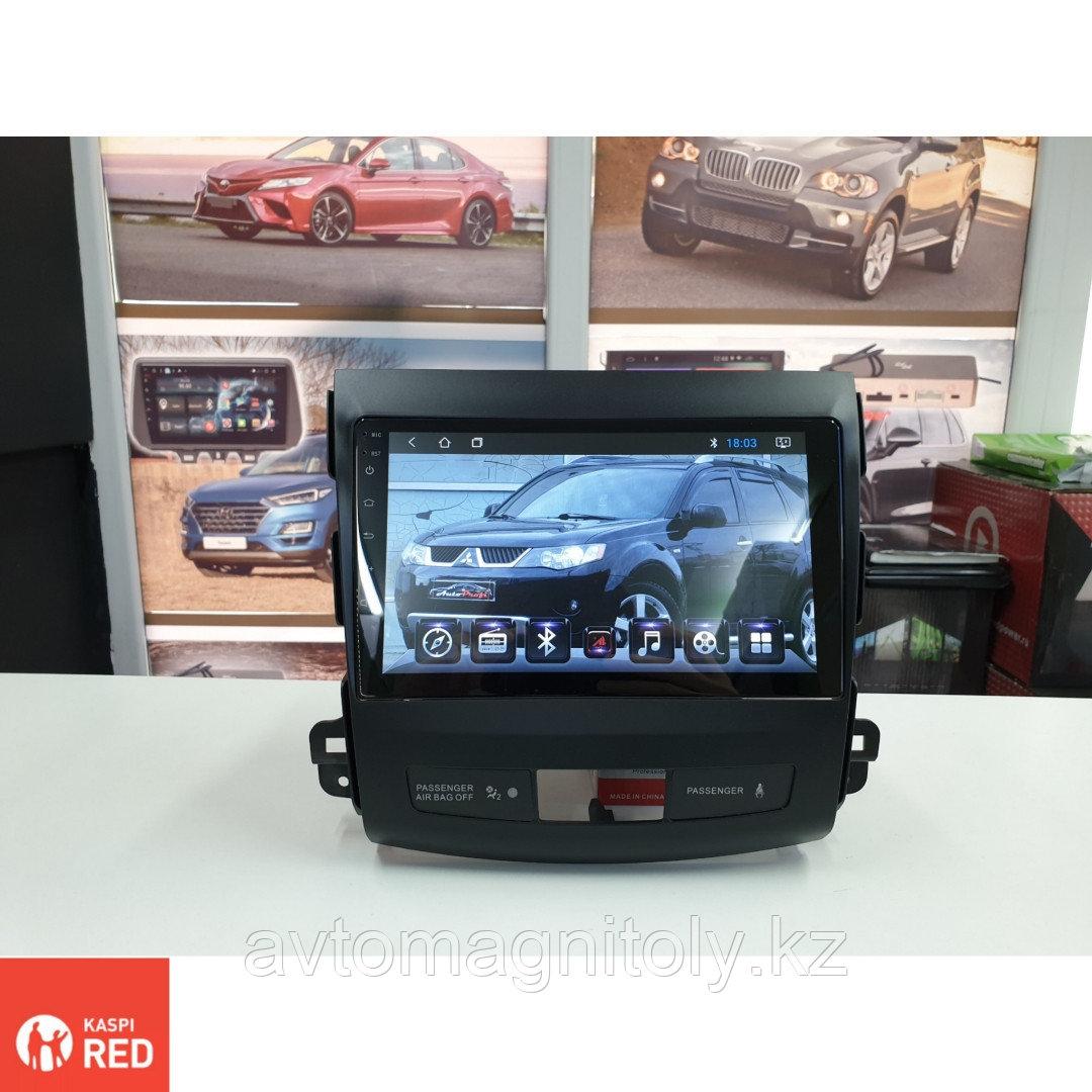 Автомагнитола AutoLine Mitsubishi Outlander XL 2007-2012/8 ЯДЕРНЫЙ