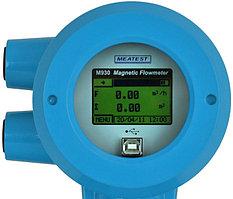 Электромагнитный расходомер с батарейным питанием M930