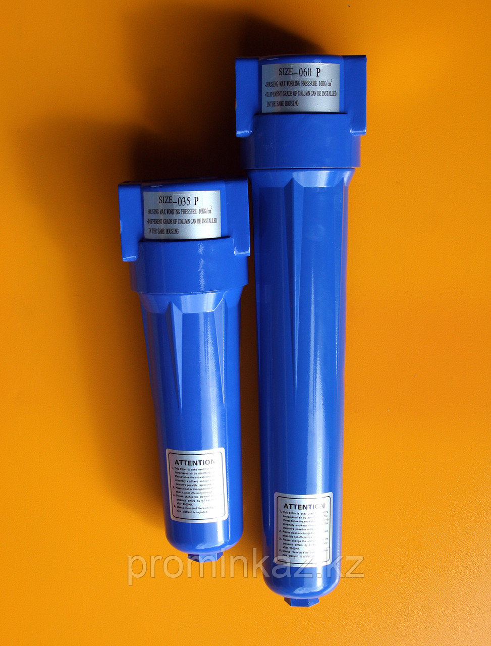 Магистральный фильтр  AP-C-035, -3,5 м3/мин, Макс. -13бар AirPIK