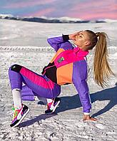 Брюки Puma TFS OG Retro Pants Luminous Purple 59855412 размер: S