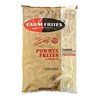 """Картофель фри """"Farm Frites"""" 10 мм, 2,5 кг"""